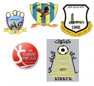 Kurdistan clubs